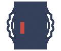 icono mision de la empresa